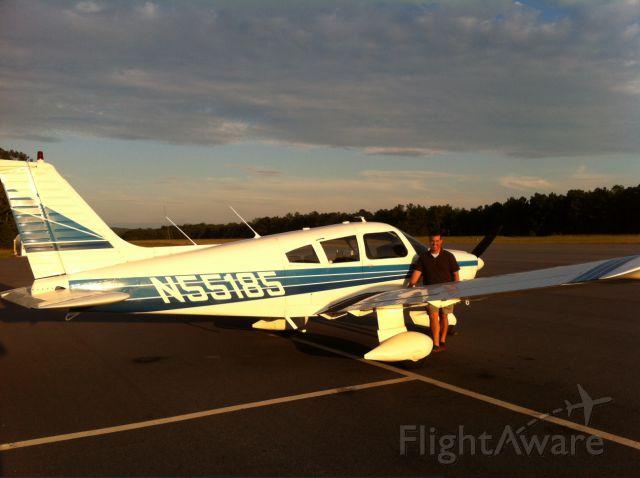 Piper Cherokee (N55185) - KPIM