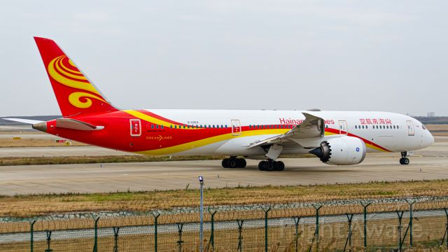 Boeing 787-9 Dreamliner (B-6969) - Thanks for view and give me 5 star please