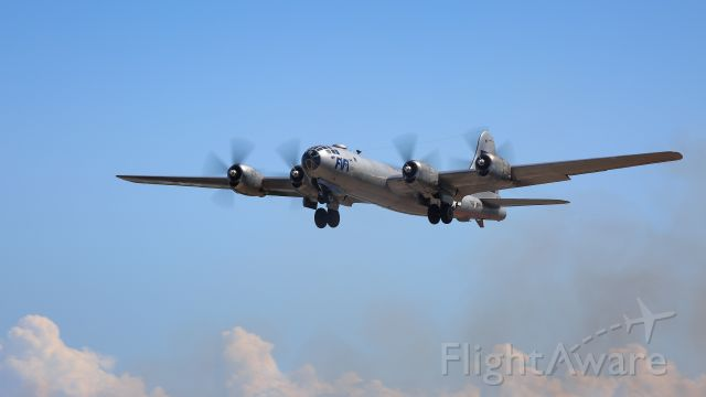 Boeing B-29 Superfortress (NX529B) - Taken at EAA 2015.