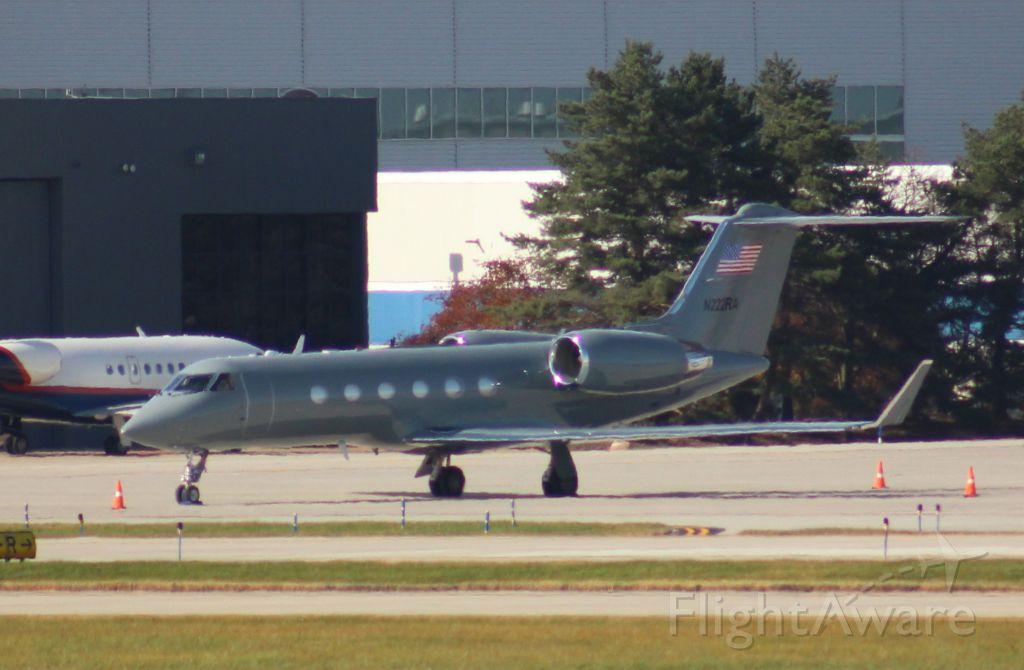 Gulfstream Aerospace Gulfstream IV (N222RA)