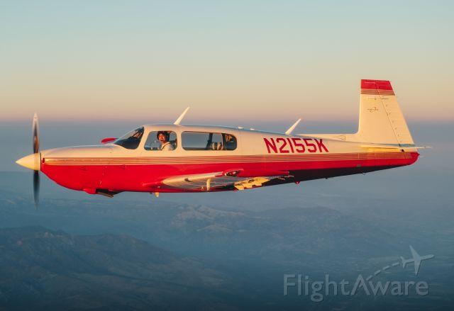 Mooney M-20 (N2155K)