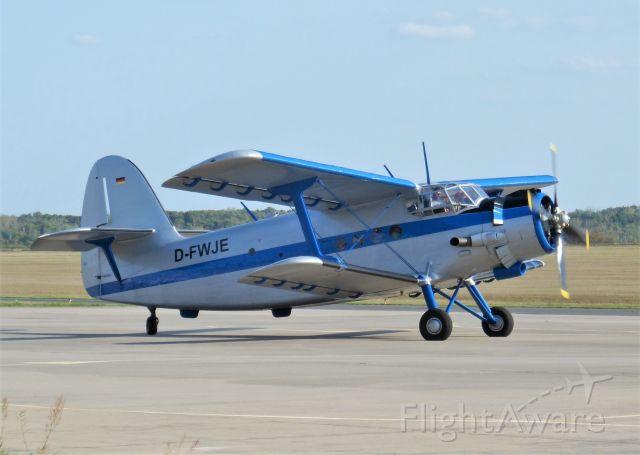 Antonov An-2 (D-FWJE)