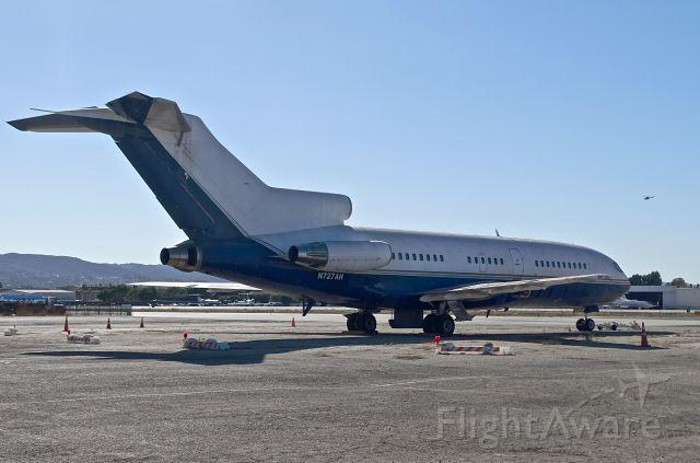 Boeing 727-100 (N727AH)