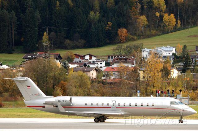 Canadair Regional Jet CRJ-200 (OE-ILZ) - Innsbruck is a beautiful Spotter-paradise
