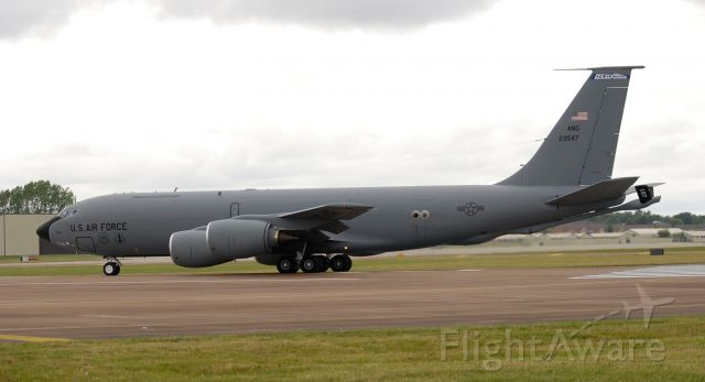 Boeing C-135FR Stratotanker (62-3547) - July 2011. With the 157th ARW New Hampshire. Has since moved on to the 160th ARW based in Topeka KS