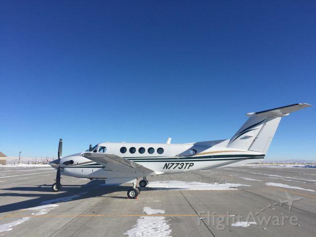 Beechcraft Super King Air 200 (N773TP)
