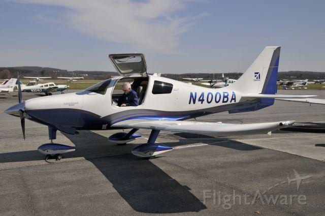 Cessna 400 (N400BA) - Seen at KFDK on 3/31/2009.