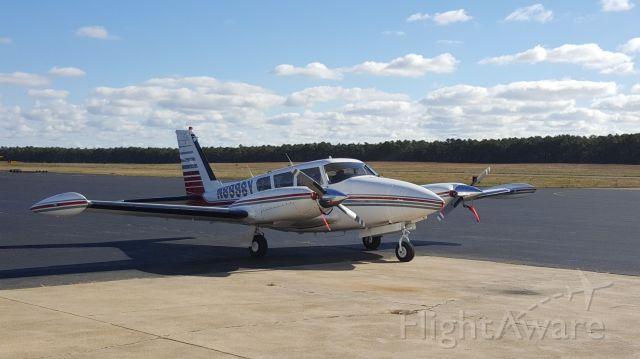 Piper PA-30 Twin Comanche (N8898Y)