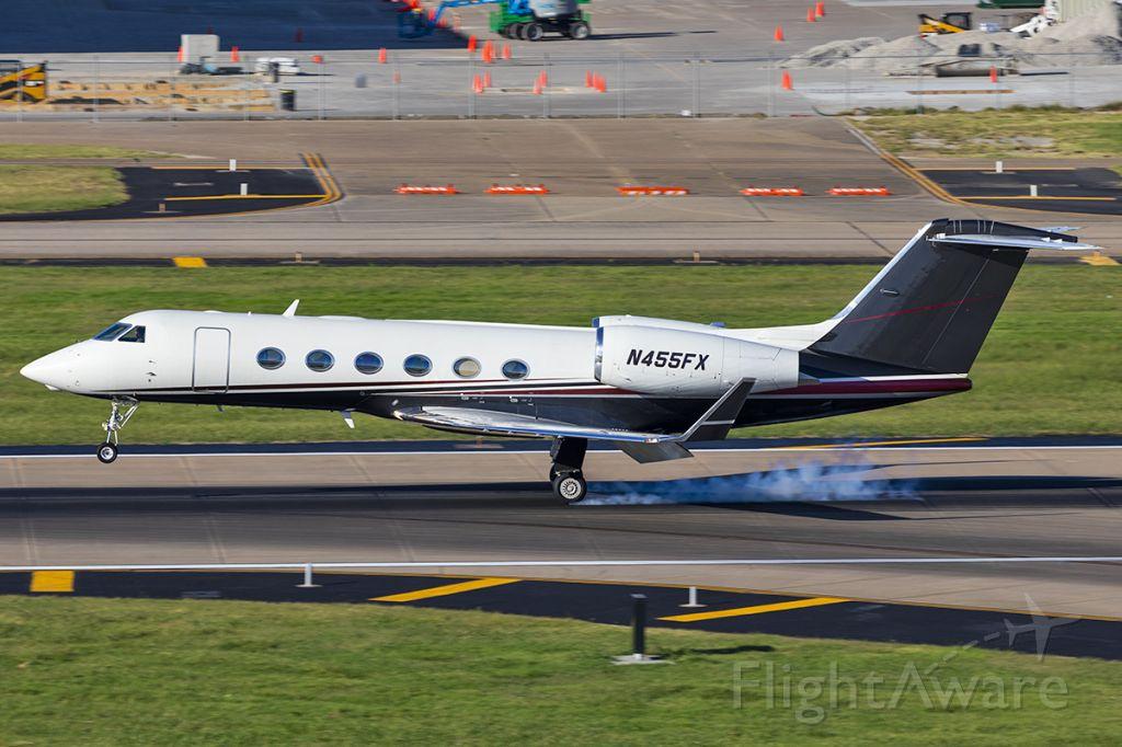 Gulfstream Aerospace Gulfstream IV (N455FX)