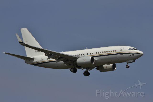 Boeing 737-700 (16-5836) - US NAVY-Boeing C-40A Clipper (737-7AFC)