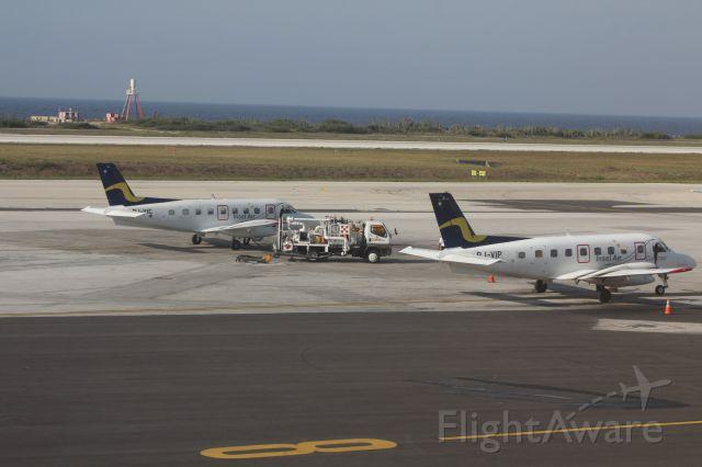 PJ-VIP — - fueling at Curacao