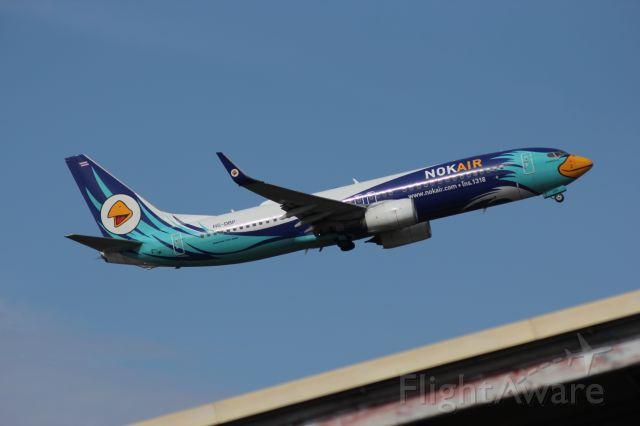Boeing 737-800 (HS-DBP)