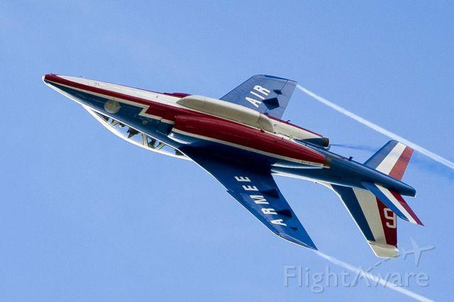 — — - Alpha Jet over Jersey September 2012 at RAF Battle of Britain Display