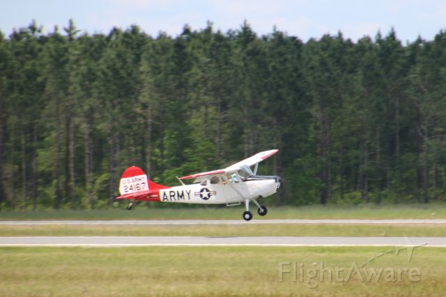 Cessna L-19 Bird Dog (N60541)