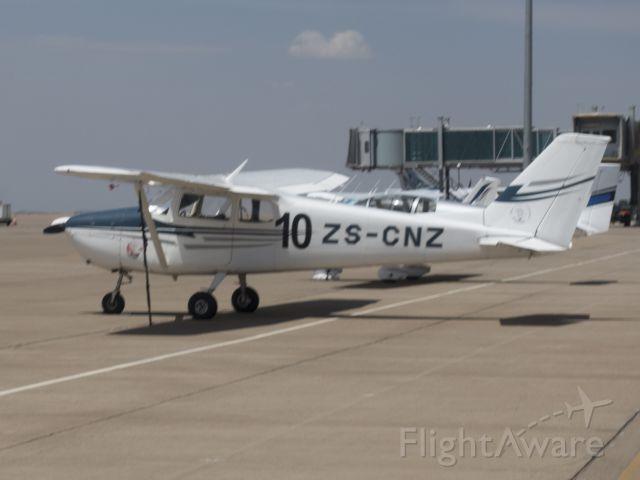 Cessna Skyhawk (ZS-CNZ) - At Gaborone, Botswana. 23 NOV 2017