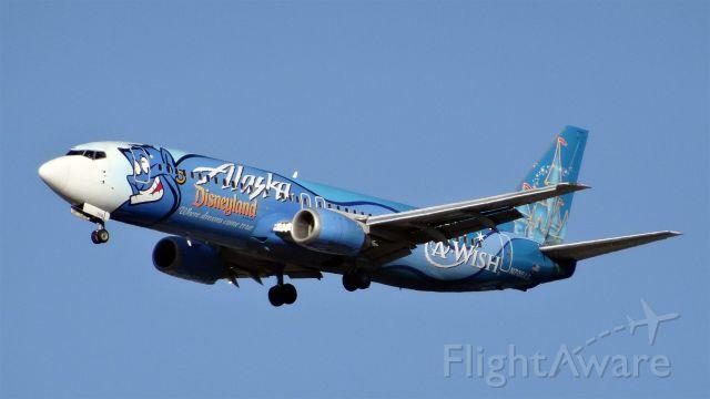 BOEING 737-400 (N706AS) - N706AS Alaska Airlines Boeing 737-400 - cn 28894 / ln 3050<br />First Flight *Jun 1998<br />Age16.9 Years<br />2015-05-26 AS326Seattle (SEA)San Jose (SJC)16:58-->Landed 18:39