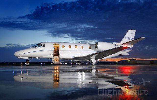 Cessna Citation Excel/XLS (N196SB)
