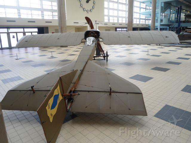 — — - At Paris Air Museum, Le Bourget Airport