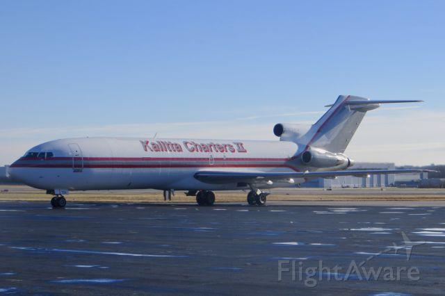 BOEING 727-200 (N724CK) - Kalitta Charters II 727-200 12/14/13