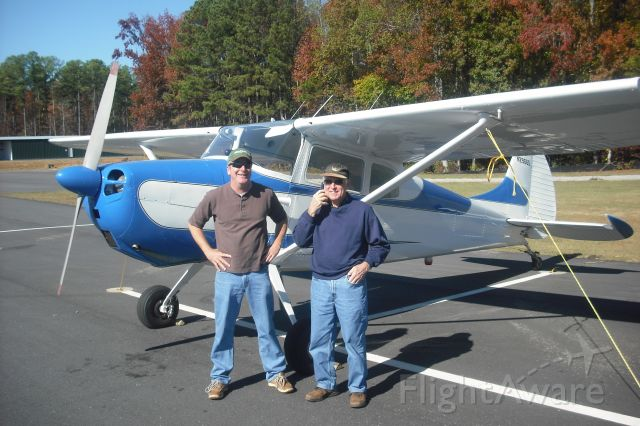 Cessna Skyhawk (N2966D) - HARRIS COUNTY PINE MOUNTAIN GA