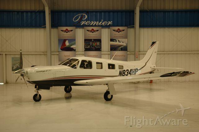 Piper Seneca (N834HP)