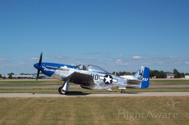 North American P-51 Mustang — - EAA 2005 P-51D Moonbeam McSwine