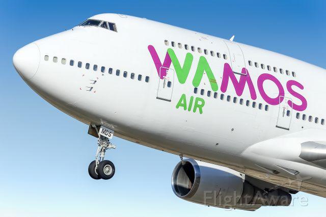 Boeing 747-200 (EC-MDS)