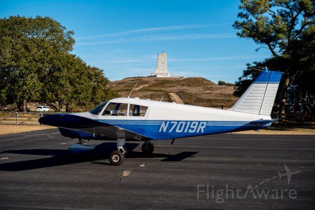 Piper Cherokee (N7019R)