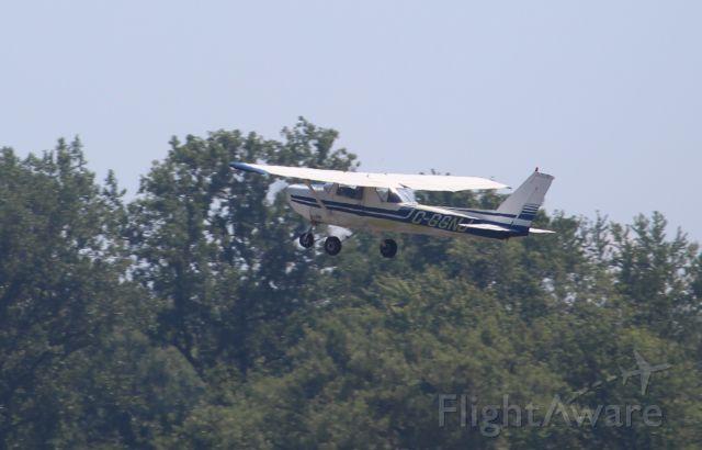 Cessna Commuter (C-GGNJ)