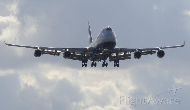 Boeing 747-400 (G-CIVC) - Long Live The B747!!!