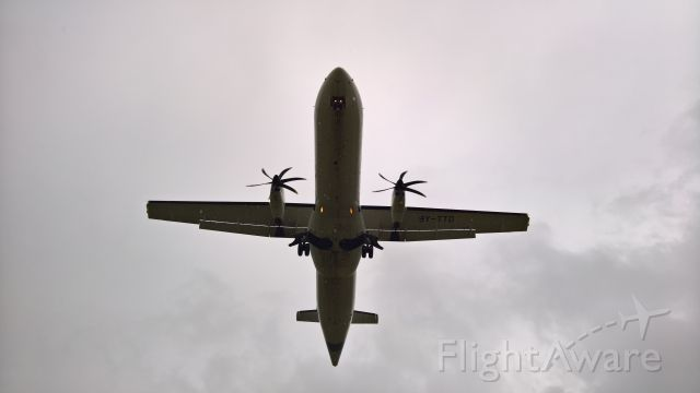 ATR ATR-72 (9Y-TTD)