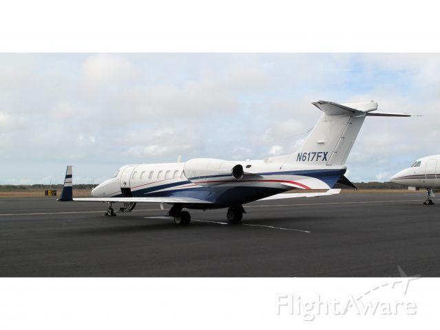 Learjet 40 (N617FX) - Lear 45.