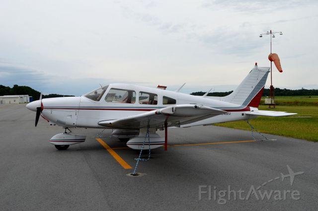 Piper Cherokee (N813P)