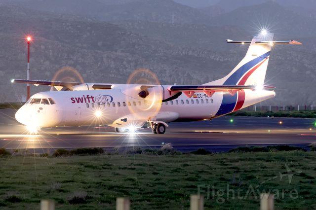 Aerospatiale ATR-72-500 (EC-MEC) - 18/01/2021