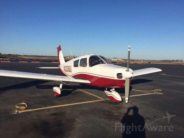 Piper Cherokee (N5536U)