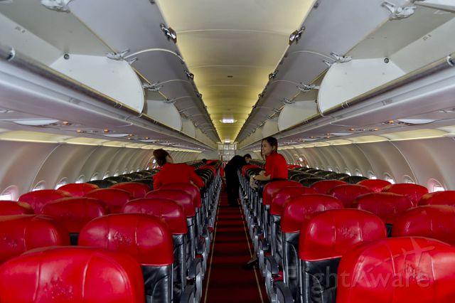 Airbus A320 (9M-AHE) - 21st Dec., 2014