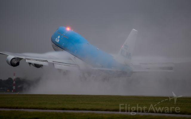 Boeing 747-400 (PH-BFN)