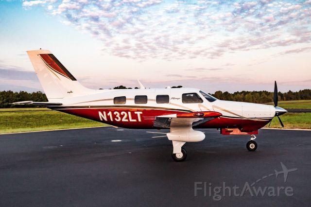 Piper Malibu Mirage (N132LT)