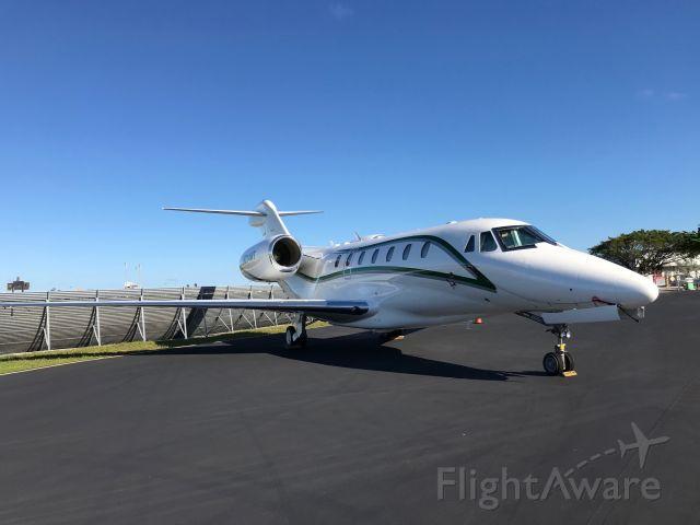 Cessna Citation X (N214WT) - AirX America #N214WT