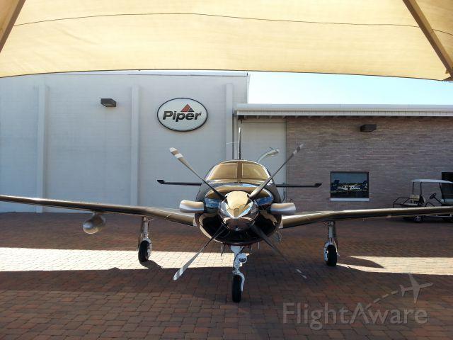 Piper Malibu Mirage (N62LD) - Piper Meridian (N62LD)