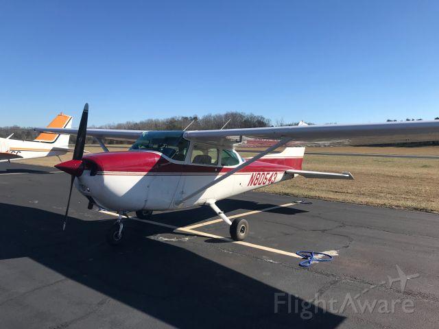 Cessna Skyhawk (N80543)