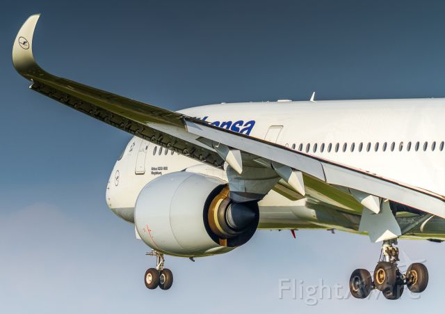 Airbus A350-900 (D-AIXH)