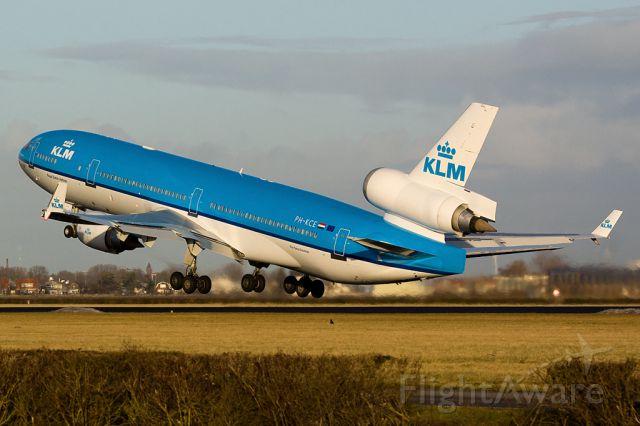Boeing MD-11 (PH-KCE)
