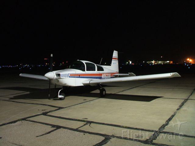 Grumman AA-5 Tiger (N9623U) - 1975.5 Grumman Traveler