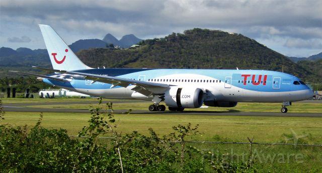 Boeing 787-8 (G-TUIC)