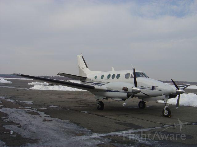 Beechcraft King Air 100 (N205MS)
