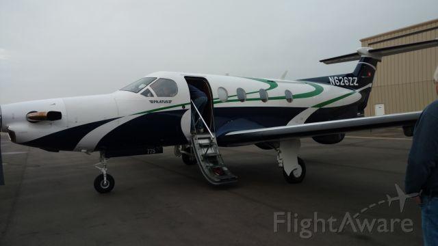 Pilatus PC-12 (N626ZZ)