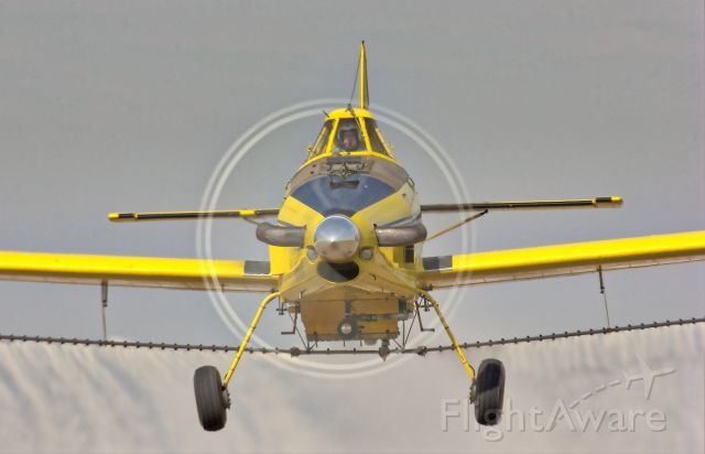 Rockwell Turbo Commander 690 (N650TR) - Air Tractor AT-602