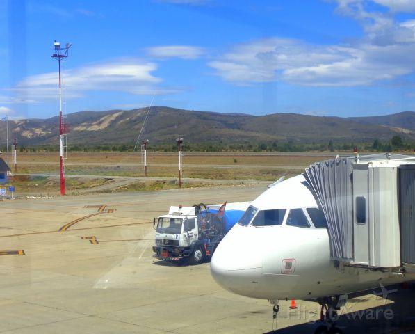 Airbus A320 (LV-BTM)