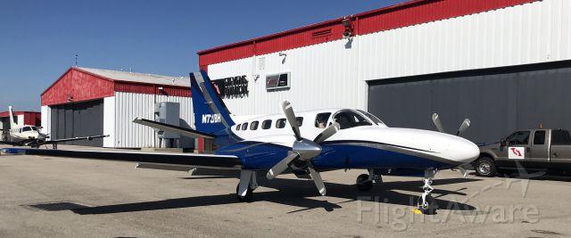 Cessna Conquest 2 (N731BH)